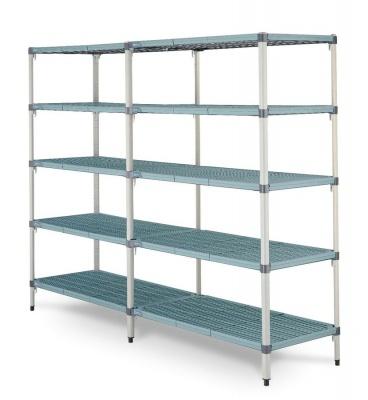etagere metallique stockage
