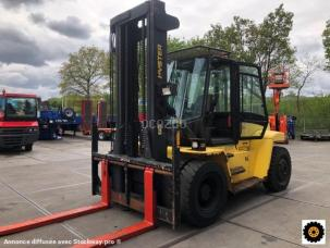 Chariot gros tonnage à fourches Hyster H12.00XM