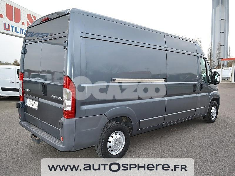 citroen jumper diesel 2008 occasion vendre ocazoo. Black Bedroom Furniture Sets. Home Design Ideas