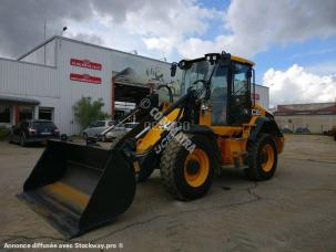 Chargeuse  Jcb 411
