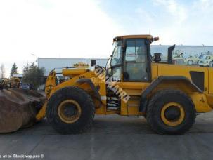 Chargeuse  Jcb 456