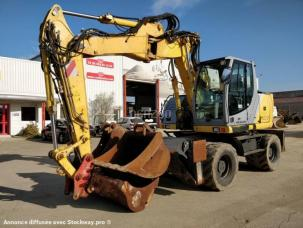 Chargeuse  Liebherr L550