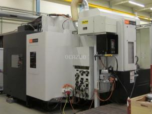 MAZAK INTEGREX e 800 V5 II TOUR VERTICAL CN