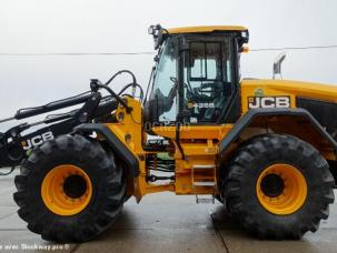 Chargeuse  Jcb 427 S Agri High Lift