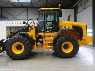 Chargeuse  Jcb 427S