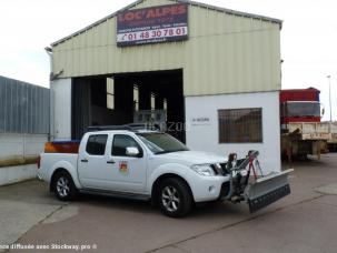 Voirie Nissan NAVARA PICK UP