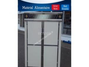 Armoire positive Actif 4 portillons