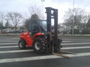 Chariot tout terrain Manitou Diesel   Occasion   Manitou - MC50T 5000