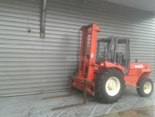Chariot tout terrain Manitou Diesel   Occasion   Manitou - M230CP 3000