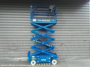 Nacelle tractable UpRight MX19