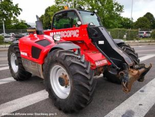 Manitou MLT 634 Turbo LSU