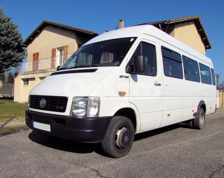 autobus volkswagen lt 46 occasion  u00e0 vendre