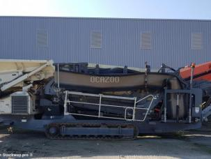 Crible Metso Minerals ST272