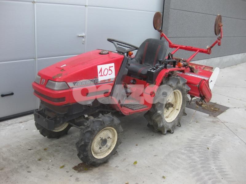 micro tracteur yanmar ke3 tracteur routier occasion renault. Black Bedroom Furniture Sets. Home Design Ideas