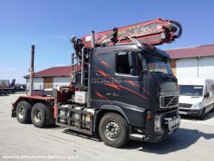 Forestier Volvo FH