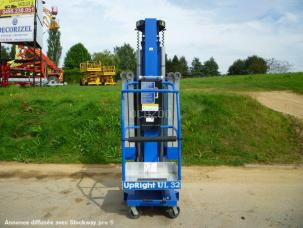 Nacelle tractable UpRight UL 32