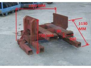 CHASSIS POUR CHARIOT EMBARQUE