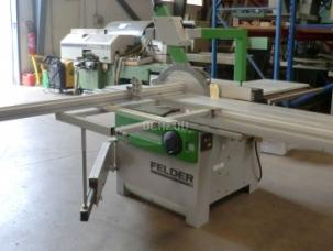 SCIE A FORMAT LAME INCLINABLE CHARIOT 2050MM