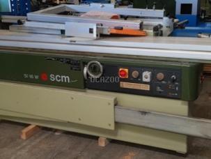 SCIE A FORMAT LAME INCLINABLE CHARIOT 3200MM INCISEUR