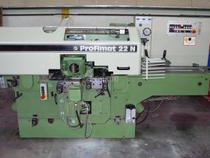 4 faces WEINIG type P22N - 5 PO