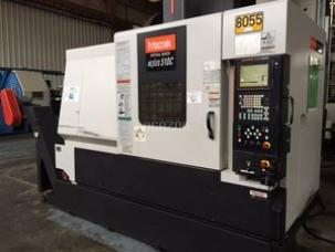 Centre d'usinage 3 axes MAZAK NEXUS VCN 510 C - Axel Machines outils d'occasion
