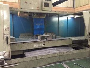 CENTRE D'USINAGE VERTICAL 3 AXES HARTFORD HV 100A - Axel Machines outils d'occasion