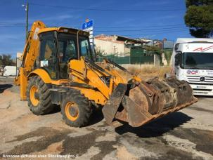 Tractopelle rigide Jcb 3 CX