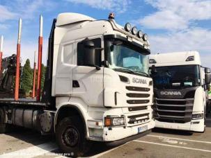 Forestier Scania R560
