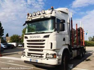 Forestier Scania R