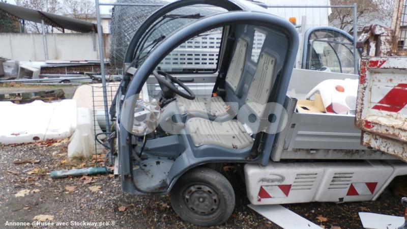 camion utilitaire sans permis