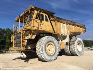 Tombereau rigide TOMBEREAU RIGIDE CATERPILLAR 773 B ANNEE 2001 (5083228)