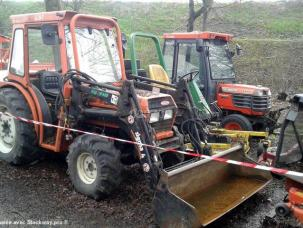 Tracteur agricole Goldoni 3050 STARS