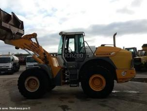 Chargeuse  Liebherr L 554