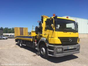 Porte-engins Mercedes-Benz Axor