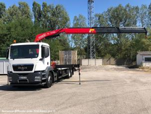 Porte-engins MAN TGS
