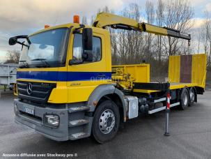 Porte-engins Mercedes Axor