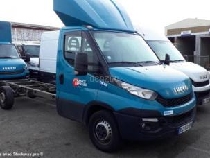 Châssis-cabine Iveco Daily