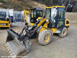 Chargeuse  Jcb 406