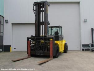 Chariot gros tonnage à fourches Hyster h 25 00 f