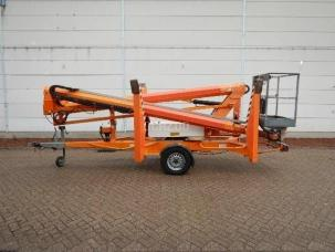 Nacelle tractable NIFTYLIFT 170 HDET