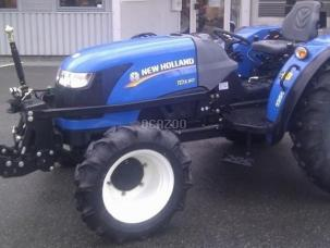 Tracteur New holland TM 350