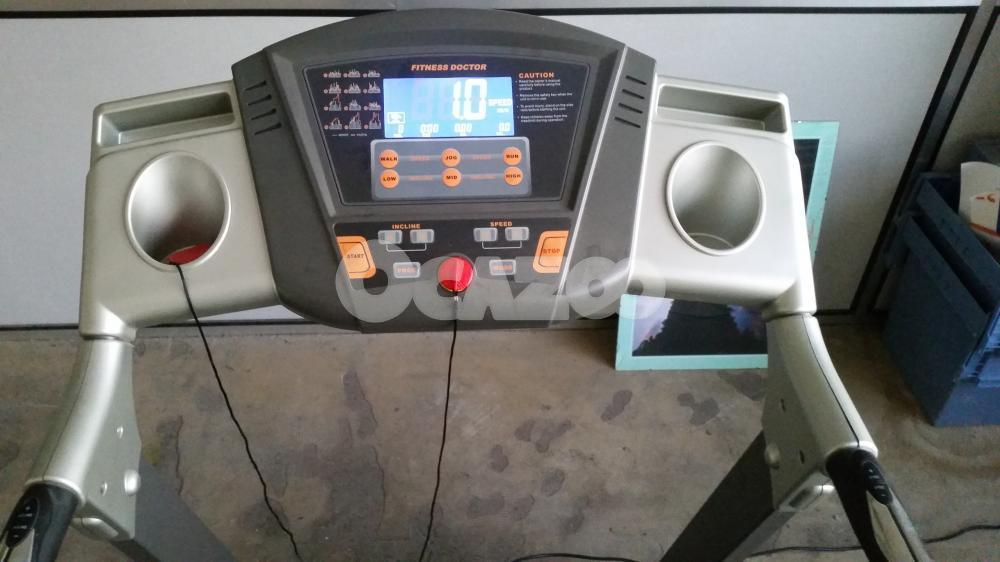 tapis de course fitness doctor x trail occasion  u00e0 vendre