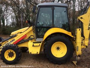 Tractopelle rigide New Holland LB 95 B
