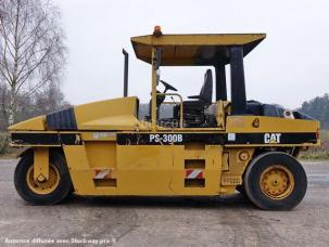 Compacteur tandem Caterpillar PS-300B