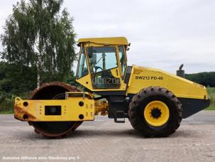 Compacteur tandem Bomag BW212 PD-40 (Only 3882 hours)