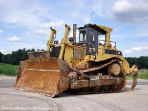 Caterpillar D8L (Multi shank Ripper/Good undercarriage!)