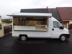 Camion Snack Food Truck Fiat Ducato 2.8 D