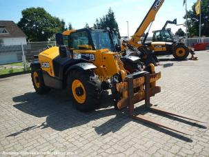 Chargeuse  Jcb 527-58 Agri