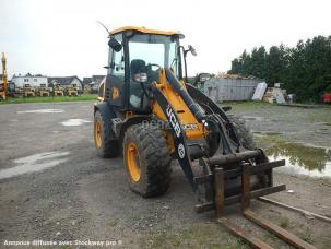 Chargeuse  Jcb 409