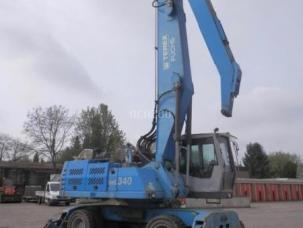 Pelle de manutention Fuchs MHL340